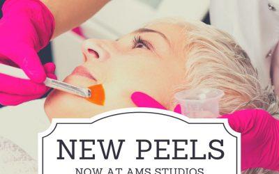 New Repechage Peels Now At AMS Studios